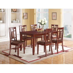 Brunwood Amiable Wooden Dining Table