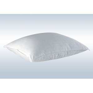 Alpine Luxurious Goose Down Alternative Boudoir Pillow in White by DownTown Company