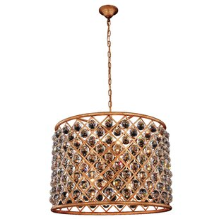 Mercer41 Morion 8-Light Pendant