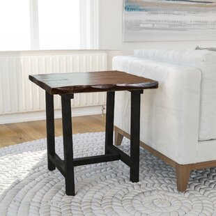 Salazar Trestle End Table