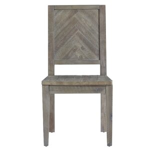 Ortego Solid Wood Dining Chair by Willist..