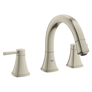 Great choice Grandera Widespread Bathroom Faucet By Grohe