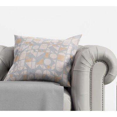 Elle Decor Modern Throw Pillow
