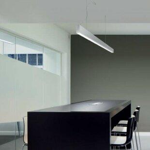 ZANEEN design Ventitrentacinque 1-Light Kitchen Island Pendant