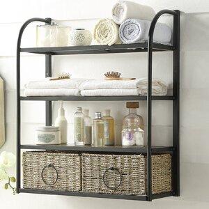Windsor Hanging Storage Rack with Basket
