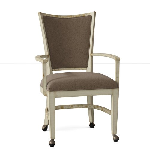 Fairfield Chair Hamlin Cotton Upholstered King Louis Back Side Chair Wayfair