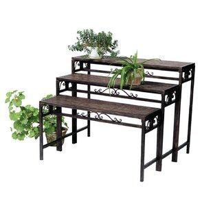 Rectangular Nesting Plant Stand