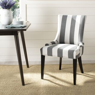 Alpha Centauri Upholstered Dining Chair by Brayden Studio SKU:CA830843 Description