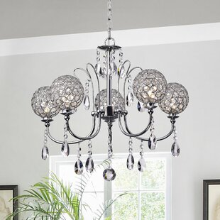 Brinsmead 5-Light Chandelier by House of ..