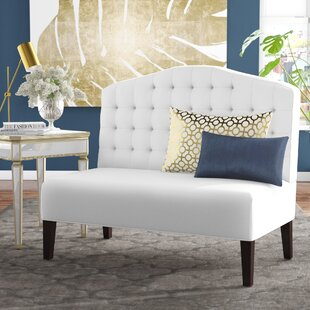 Monreal Upholstered Bench