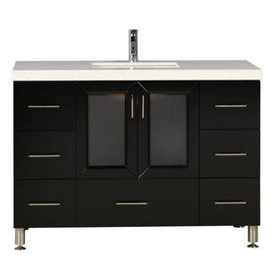 Karson 48 Single Bathroom Vanity Set by Home Loft Concepts
