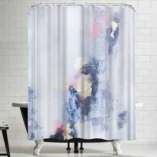 Christine Olmstead Rise Single Shower Curtain