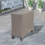 Riva Wicker Side Table