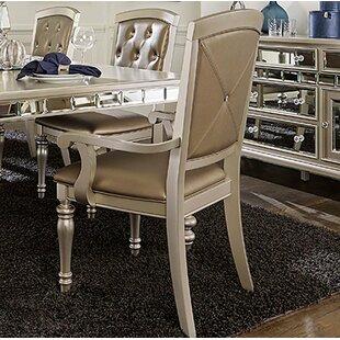 Ricardo Upholstered Dining Chair (Set of ..