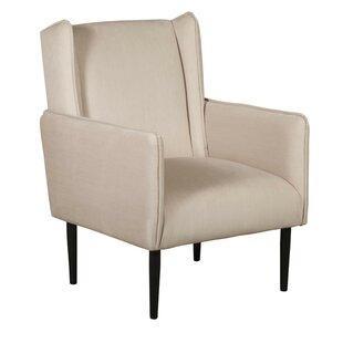 Wrought Studio Sherwen Wingback Chair