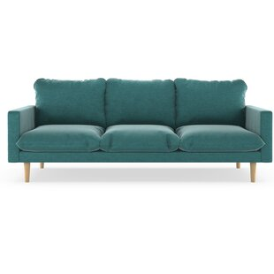 Best Robles Mod Velvet Sofa by Brayden Studio Reviews (2019) & Buyer's Guide