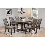 Coven 7 Piece Dining Set by Canora Grey