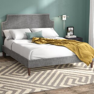 Wrought Studio Preciado Upholstered Platform Bed
