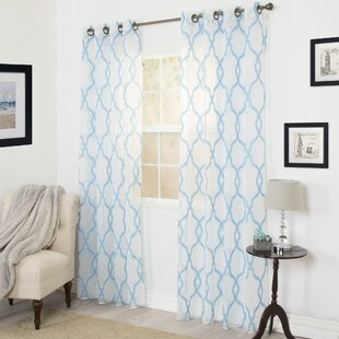 home coral thermalogic top com curtain dp curtains x kitchen amazon grommet trellis