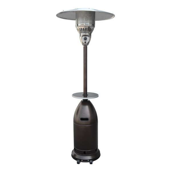 AZ Patio Heaters Tall Tapered 41,000 BTU Propane Patio Heater U0026 Reviews |  Wayfair