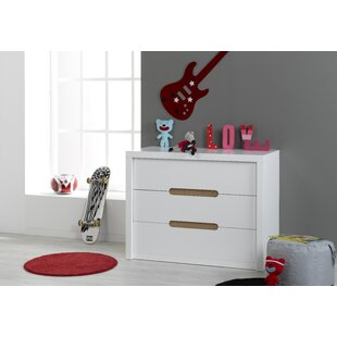 Barrett 3 Drawer Dresser By Isabelle & Max