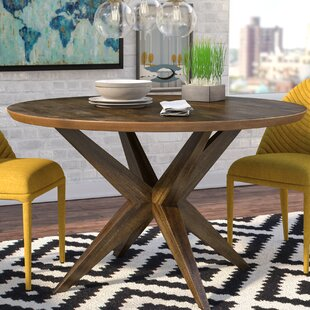 Carrion 5 Piece Dining Set Mercury Row