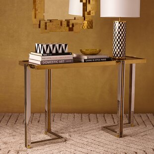 Jonathan Adler Electrum Console Table