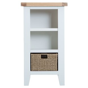 Buckley Small Narrow Bookcase By Beachcrest Home