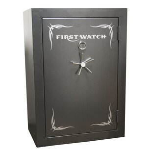 48+8 Fire Resistant Gun Safe with Electronic Lock by Homak