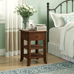 Marilyn 1 Drawer Nightstand by Birch Lane™ Heritage