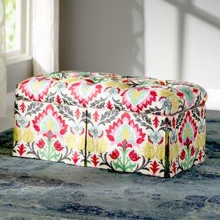 Mistana Dillen Upholstered Storage Bench