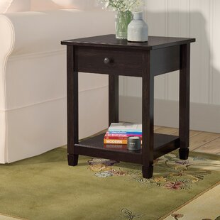 Online Reviews Lemire End Table by Lark Manor