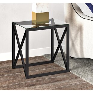 Iliomar End Table by Mercer41