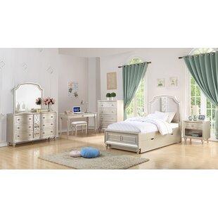 Skeffingt Panel Configurable Bedroom Set