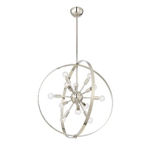 Caius 12-Light Chandelier