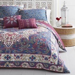 Danae Reversible Comforter Set by Bungalow Rose