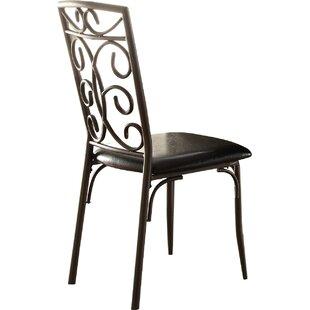 Boulder Side Chair (Set of 4) by Red Barrel Studio