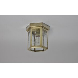 1100 Series LED Outdoor Flush Mount by Brass Traditions