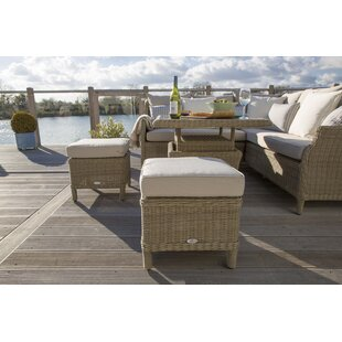 Rysing Dining Stool With Cushion By Sol 72 Outdoor