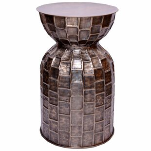 Brick Accent Telephone Table by Fashion N You Horizon Interseas