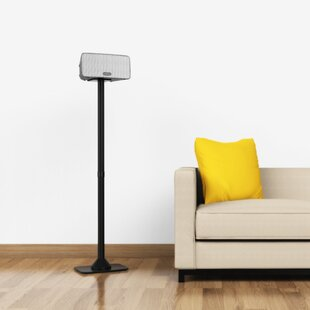Freestanding 109cm Fixed Height Speaker Stand By Symple Stuff