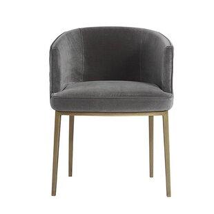 Cornella Upholstered Dining Chair by Sunpan Modern