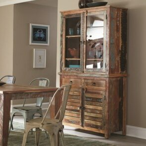 Uwharrie China Cabinet by Trent Austin Design