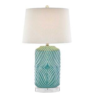 Teal Ceramic Lamp Wayfair