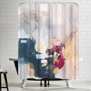 Christine Olmstead Exp Single Shower Curtain