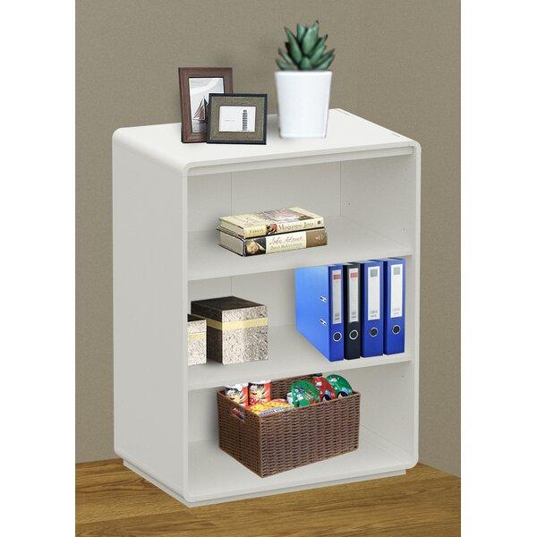 "Ebern Designs Alannys 40.75"" H x 30.2"" W Standard Bookcase"