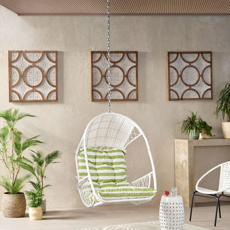cheap white hanging basket simmilar to pier 1 swingasan