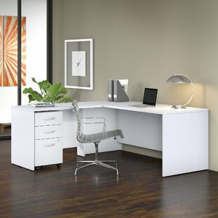 Review Studio C 3 Piece L-Shaped Desk Office Suite by Bush Business Furniture