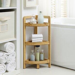 Affordable 9.05 W x 24.4 H Bathroom Shelf ByRebrilliant