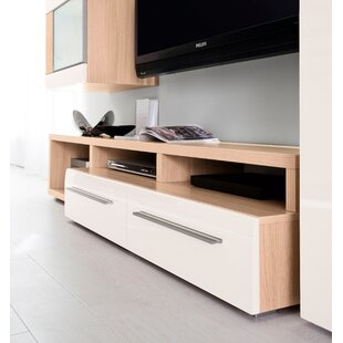 Clarksville Wall Unit Enterntainment Center for TVs up to 70 by Corrigan Studio